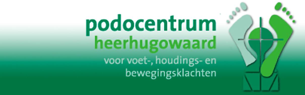Podocentrum Heerhugowaard Banner