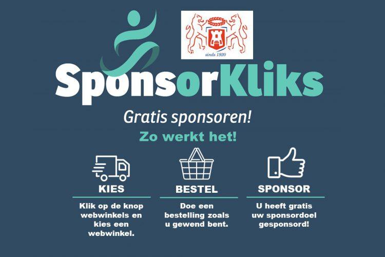 Steun Apollo met SponsorKliks!