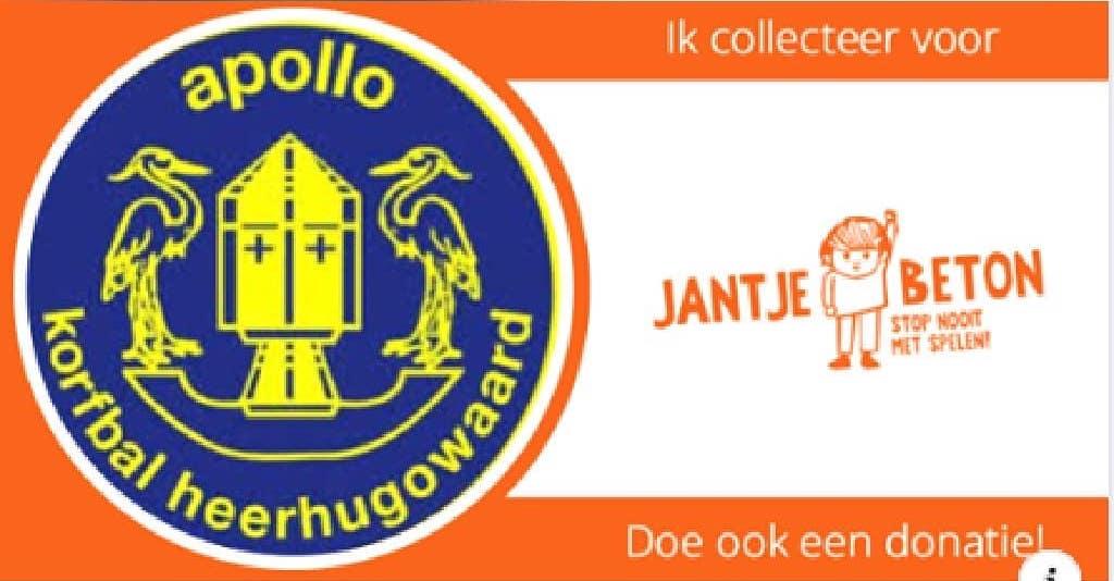 Jantje Beton collecte online